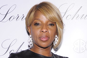 Singer Mary J. Blige attends the launch of Lorraine Schwartz's