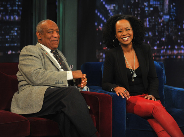 """Tempestt Bledsoe Visits """"Late Night With Jimmy Fallon"""""""