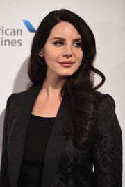 Lana Del Rey made a super-sweet statement with her perfectly styled curls during Billboard's Women in Music event.