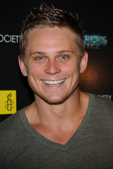 Billy Magnussen Hair