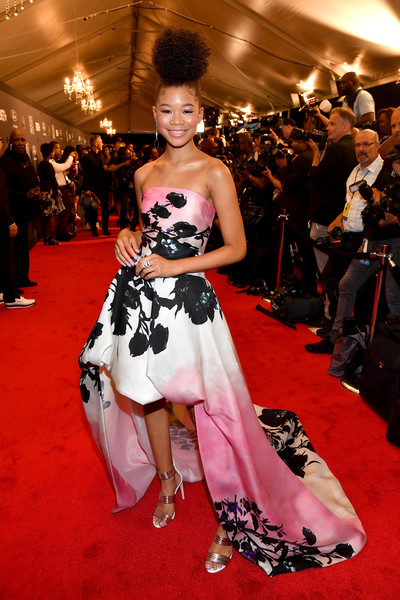 Look of the Day: August 28th, Storm Reid