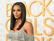 Ciara looked elegant with her sleek straight hairstyle at Black Girls Rock 2019.