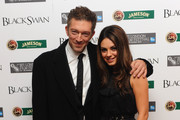 Mila Kunis and Vincent Cassel Photo