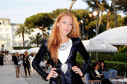 Blake Lively Gushes About Chanel's Resort 2012 Collection