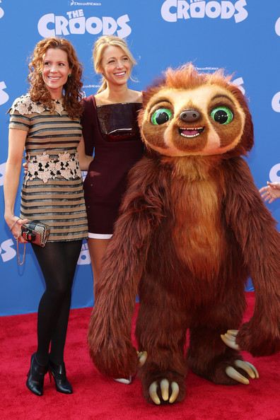 'The Croods' NYC Premiere 2