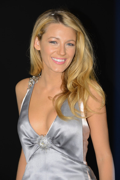 Blake Lively Long Curls