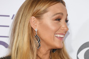 Blake Lively Long Straight Cut