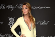 Blake Lively Maternity Dress