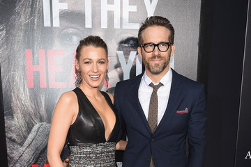 Blake Lively Ryan Reynolds Paramount Pictures presents the New York Premiere of 'A QUIET PLACE'