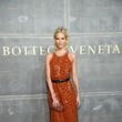 Poppy Delevingne at Bottega Veneta