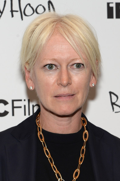 More Pics of Joanna Coles Short Straight Cut (1 of 3) - Short Hairstyles Lookbook - StyleBistro [hair,face,hairstyle,blond,eyebrow,chin,skin,bob cut,lip,forehead,joanna coles,boyhood premieres,boyhood,nyc,museum of modern art,premiere]
