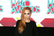 Brandi Cyrus Little Black Dress