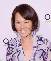 Alina Cho kept it timeless with this bob at the special screening of 'Odd Mom Out.'