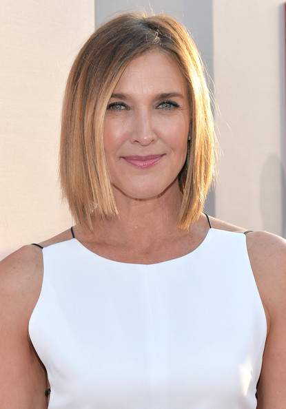Brenda Strong Graduated Bob [red carpet,hair,face,blond,hairstyle,shoulder,chin,eyebrow,beauty,bob cut,neck,brenda strong,los angeles,california,hollywood,tcl chinese theatre,premiere]