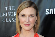 Brenda Strong Side Parted Straight Cut