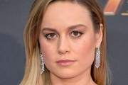 Brie Larson Medium Straight Cut