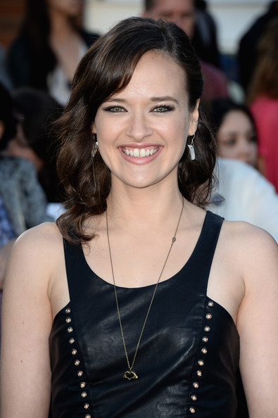 Brina Palencia Half Up Half Down
