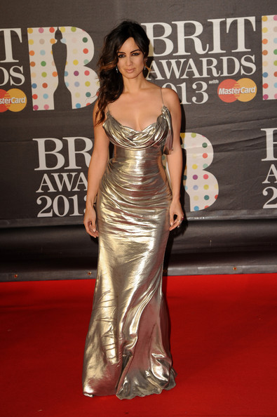 More Pics of Berenice Marlohe Evening Dress (1 of 9) - Berenice Marlohe Lookbook - StyleBistro