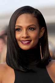Alesha Dixon was a stunner on 'Britain's Got Talent' with this gorgeous mid-length bob.