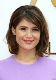 Gemma Arterton kept it casual and cute with this bob at the British Designer Collective press launch.