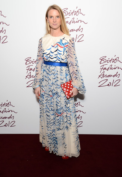 Katie Hillier at the 2012 British Fashion Awards