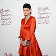 Pixie Geldof at the 2012 British Fashion Awards
