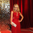 Michelle Hardwick at the 2013 British Soap Awards