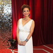 Lucy Jo Hudson at the 2013 British Soap Awards