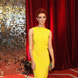 Lucy Dixon at the 2013 British Soap Awards