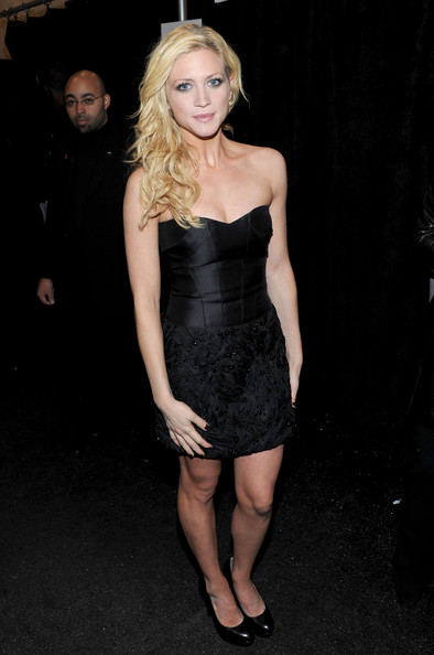 Brittany Snow Little Black Dress