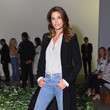 Cindy Crawford at Brock Collection