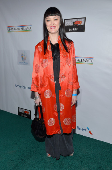 Bronagh Gallagher Evening Coat