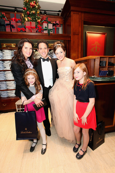 Brooks Brothers Hosts Seventh Annual Holiday Celebration To Benefit St Jude Children's Research Hospital