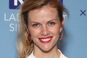 Brooklyn Decker Gold Hoops