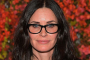 Courteney Cox Arquette Long Wavy Cut