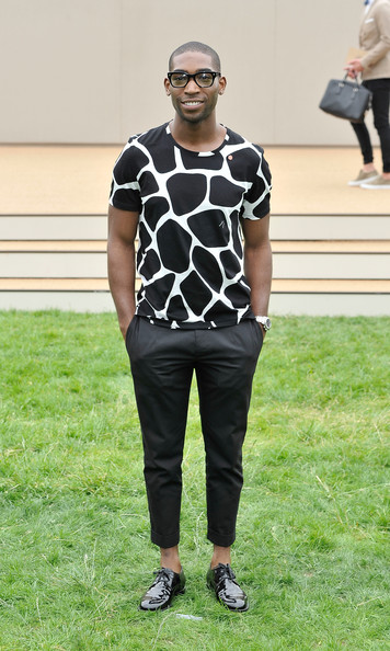 More Pics of Tinie Tempah Skinny Pants (2 of 5) - Tinie Tempah Lookbook - StyleBistro