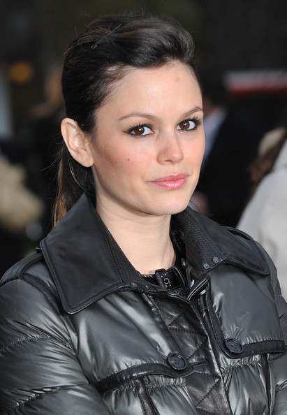 More Pics of Rachel Bilson Leather Clutch (1 of 9) - Rachel Bilson Lookbook - StyleBistro