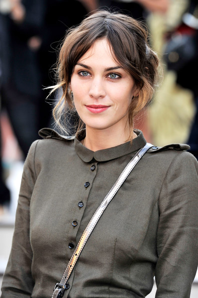 d115c4b85b2 More Pics of Alexa Chung Studded Shoulder Bag (9 of 11) - Alexa Chung  Lookbook - StyleBistro