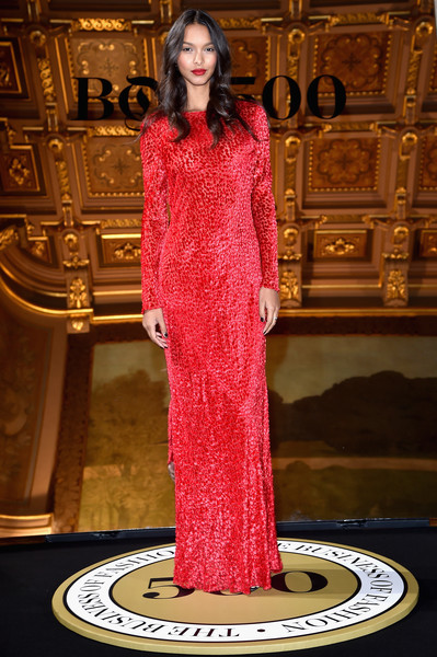 Lais Riberio at the #BoF500 at L'Hotel de Ville
