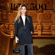Miroslava Duma at the #BoF500 at L'Hotel de Ville