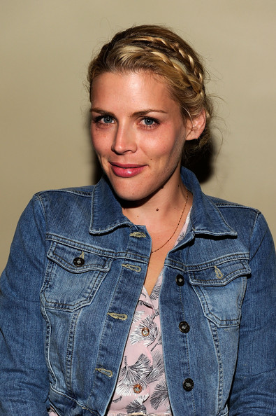 Busy Philipps Loose Braid
