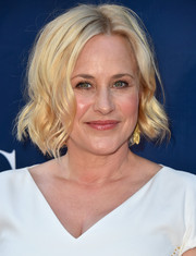 Patricia Arquette's wavy bob at the CBS Summer TCA Party was equal parts sweet and edgy.