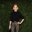 January Jones at the 2013 Chanel Pre-Oscars Dinner at Madeo