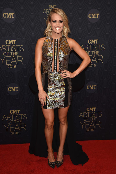 Look of the Day: October 20th, Carrie Underwood