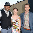 Cress Williams and Wilson Bethel