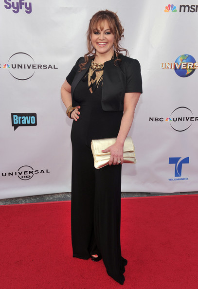 More Pics of Jenni Rivera Envelope Clutch  (1 of 6) - Clutches Lookbook - StyleBistro [red carpet,carpet,clothing,flooring,award,event,dress,premiere,jenni rivera,universal city,california,cable show 2010,an evening with nbc universal,the cable show]