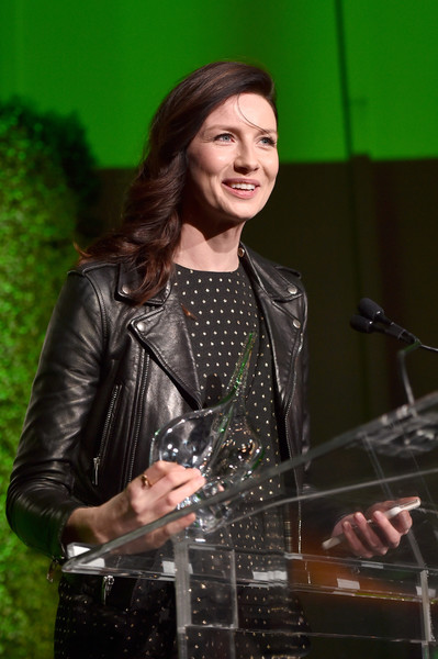 Caitriona Balfe Leather Jacket