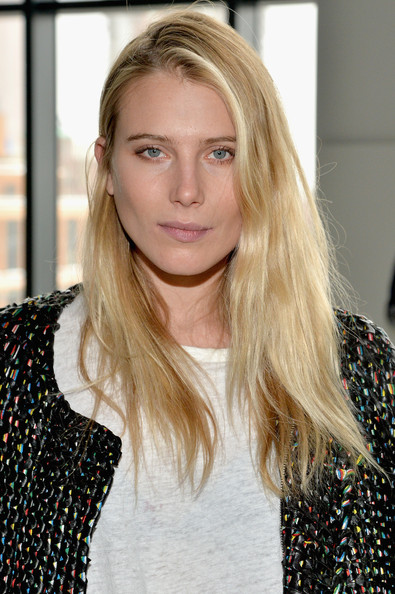 More Pics of Dree Hemingway Long Side Part (1 of 6) - Dree Hemingway Lookbook - StyleBistro