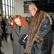 Grace Coddington and Andre Leon Talley