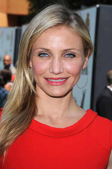 Cameron Diaz Long Straight Cut